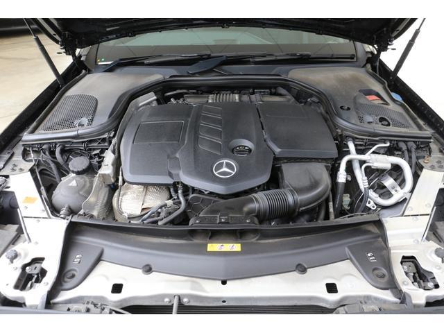 E220dステションワゴンアバンGスポツ(本革仕様) 本革シート(ナッパレザー) レーダーセーフティパッケージ 360°カメラ シートヒーター AMGスタイリングパッケージ エアバランスパッケージ 64色アンビエントライト 認定中古車 禁煙車(14枚目)