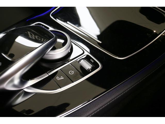 E220dステションワゴンアバンGスポツ(本革仕様) 本革シート(ナッパレザー) レーダーセーフティパッケージ 360°カメラ シートヒーター AMGスタイリングパッケージ エアバランスパッケージ 64色アンビエントライト 認定中古車 禁煙車(26枚目)