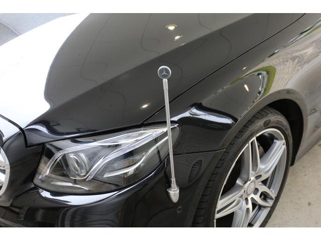 E220dステションワゴンアバンGスポツ(本革仕様) 本革シート(ナッパレザー) レーダーセーフティパッケージ 360°カメラ シートヒーター AMGスタイリングパッケージ エアバランスパッケージ 64色アンビエントライト 認定中古車 禁煙車(34枚目)