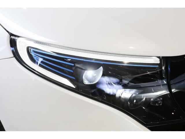 EQC400 4マチック AMGライン Brumesterサラウンドサウンドシステム AMGライン レーダーセーフティパッケージ MBUX 360°カメラ ガラススライディングルーフ ヘッドアップディスプレイ アンビエントライト 認定中古車(35枚目)