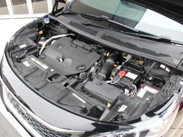 パワーと優れた燃費性能を併せ持つ2.0Lクリーンディーゼルエンジン。