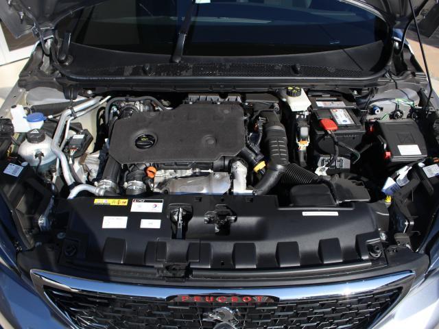 GTライン ブルーHDi 元・弊社デモカー  純正ナビ ETC Apple CarPlay/Android Auto フルLEDヘッドライト アクティブセーフティブレーキ アクティブクルーズコントロール  新車保証継承(14枚目)