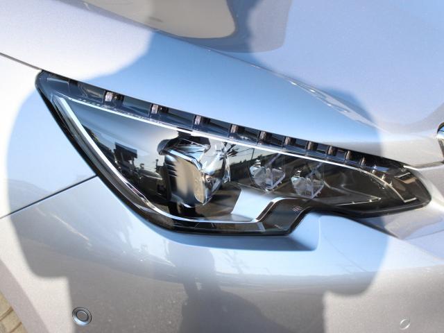 GTライン ブルーHDi 元・弊社デモカー  純正ナビ ETC Apple CarPlay/Android Auto フルLEDヘッドライト アクティブセーフティブレーキ アクティブクルーズコントロール  新車保証継承(16枚目)