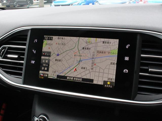 SW GT ブルーHDi 純正ナビ ETC 前後ドラレコ ワイドバックカメラ AppleCarPlay/AndoroidAuto アクティブクルーズコントロール レーンキープアシスト アクティブセーフティブレーキ 18AW(4枚目)