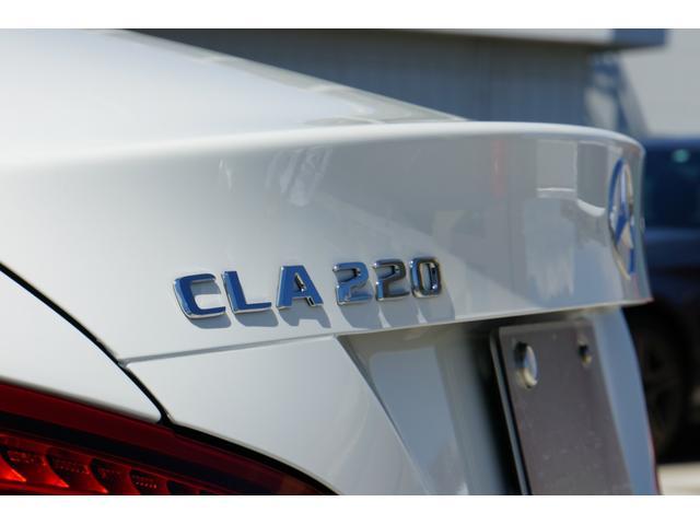 CLA220 4マチック プレミアム・レーダーセーフティP(9枚目)