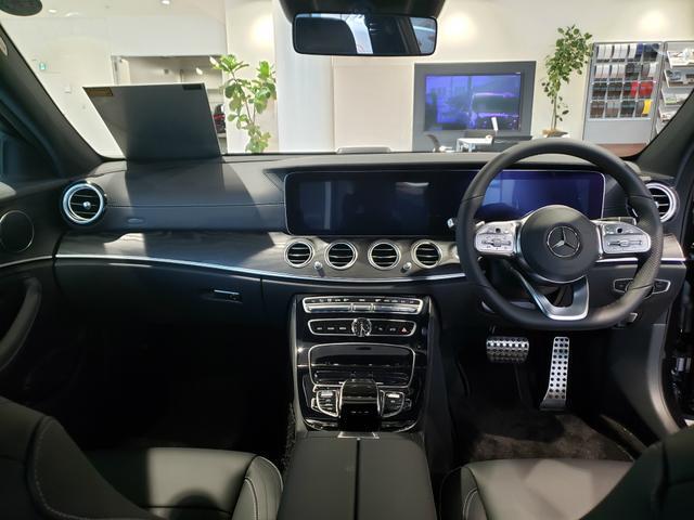 E200 アバンギャルド AMGライン ブラックナッパレザ-(6枚目)