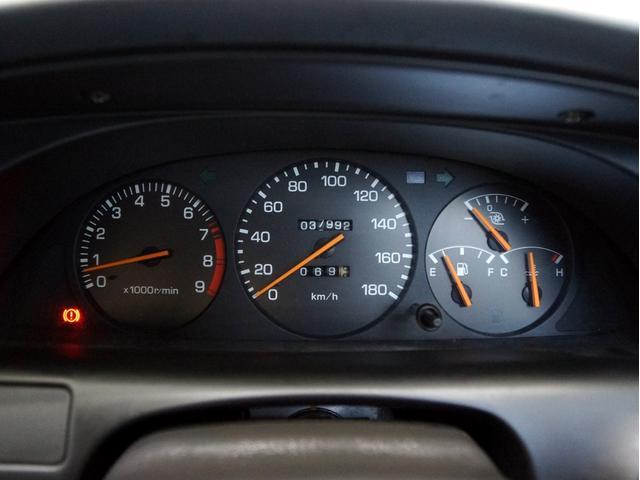 トヨタ セリカ GT-FOUR ワンオーナー フルノーマル 走行3万キロ台