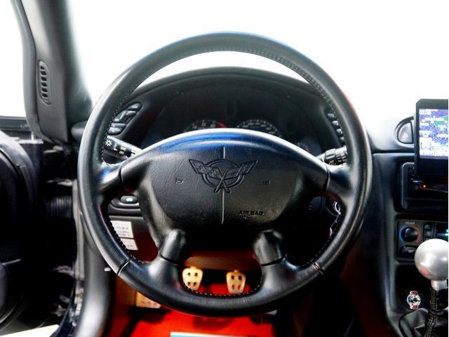 シボレー シボレー コルベット Z06 6MT 可変マフラー 社外ヘッダー ナビ フルセグ
