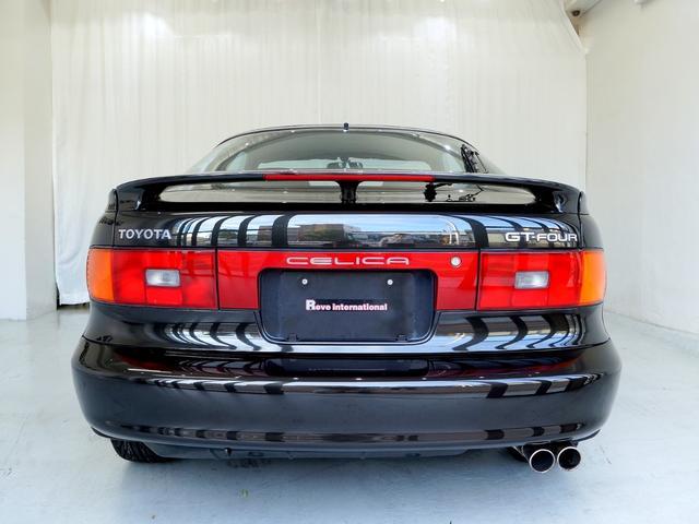 GT-FOUR フルノーマル 5MT タイヤ新品 Bカーキ色(12枚目)
