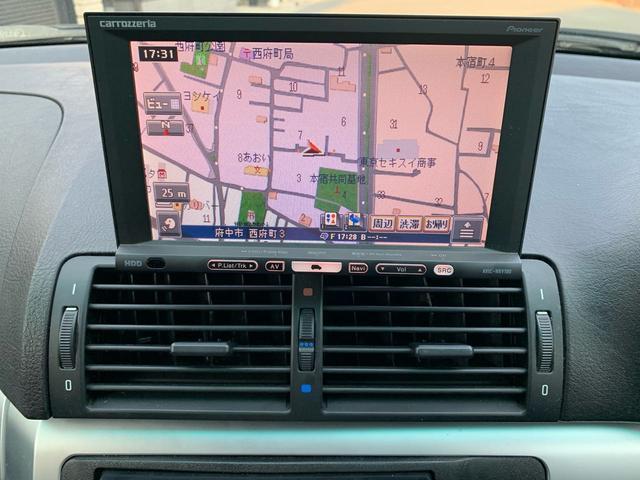 318i HDDナビ 地デジ ETC ワンオーナー 禁煙車(6枚目)