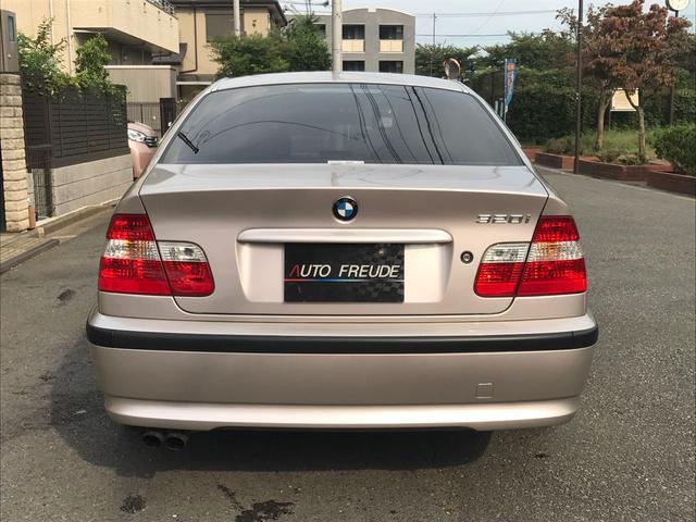 BMW BMW 320iスポーティダイヤモンド 500台限定車 革シート