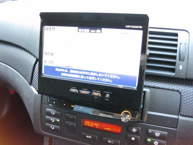 BMW BMW 330Ci Mスポーツ 後期モデル HDDナビ 地デジ