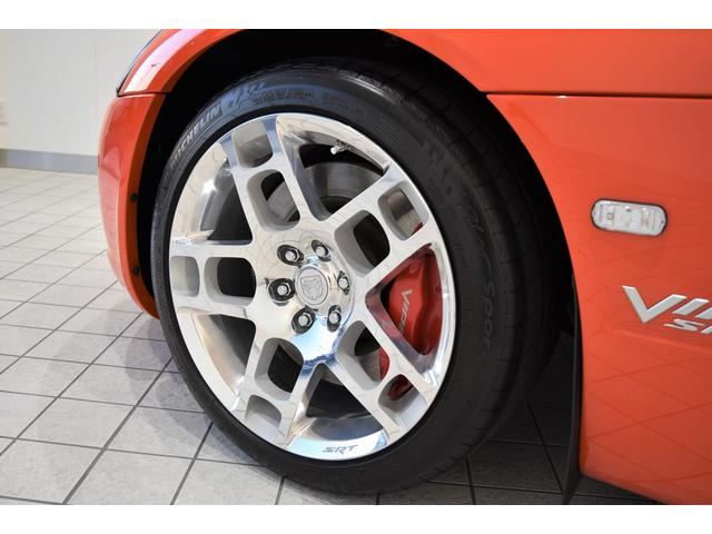 ダッジ ダッジ バイパー SRT10コンバーチブル8.4L BCD自社輸入車2オーナー