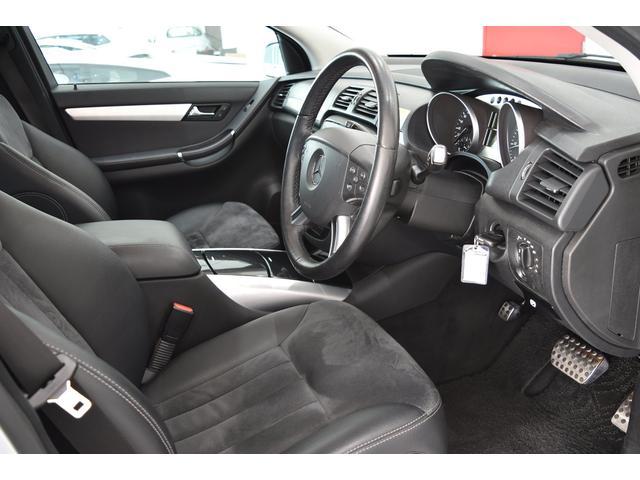 メルセデス・ベンツ M・ベンツ R350 4マチック スポーツPKG 正規D車 社外ナビ