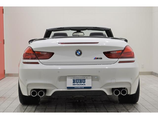 「BMW」「BMW M6」「オープンカー」「茨城県」の中古車3
