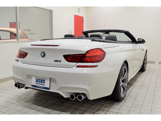 「BMW」「BMW M6」「オープンカー」「茨城県」の中古車8