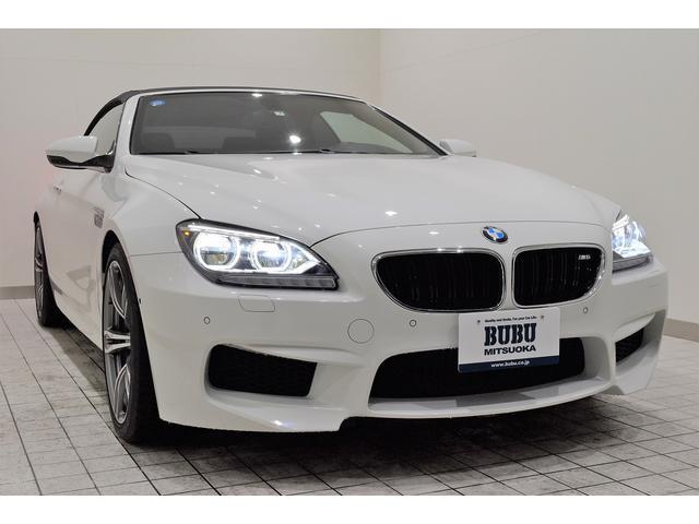 「BMW」「BMW M6」「オープンカー」「茨城県」の中古車26