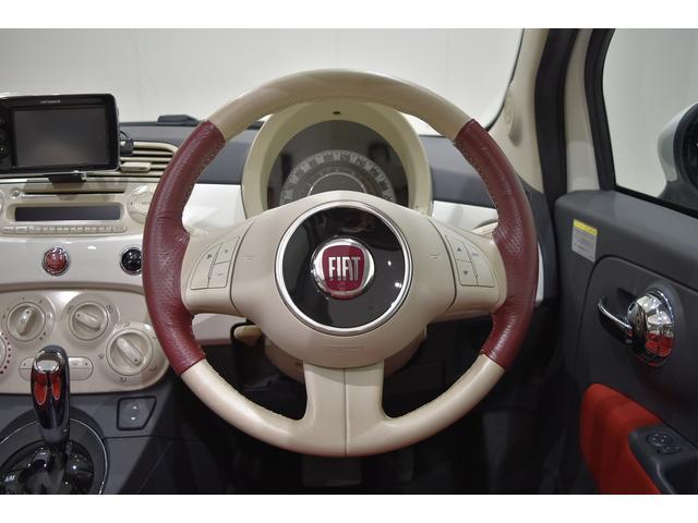 「フィアット」「フィアット 500C」「コンパクトカー」「茨城県」の中古車10