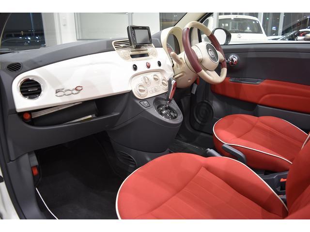 「フィアット」「フィアット 500C」「コンパクトカー」「茨城県」の中古車27
