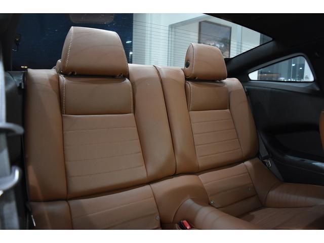 V6 プレミアム 2013yモデル 正規ディーラー車 ブラウン革シート シートヒーター SYNC USB Bluetooth バックカメラ 純正クローム18AW 車高調サス キーレスエントリー(5枚目)