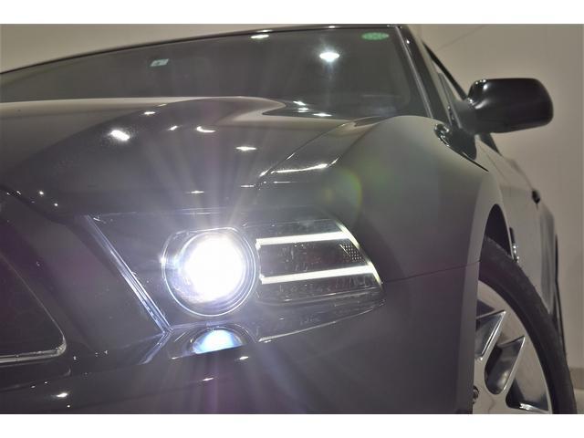 V6 プレミアム 2013yモデル 正規ディーラー車 ブラウン革シート シートヒーター SYNC USB Bluetooth バックカメラ 純正クローム18AW 車高調サス キーレスエントリー(18枚目)