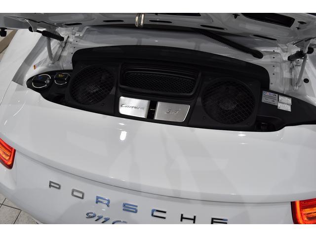911カレラ スポーツクロノパッケージ スポーツステアリング シートヒーター純正ナビTV Bカメラ ETC Aストップ 電格ミラー 純正19AW キセノンヘッドライト PC整備記録簿有 2019年製造タイヤ4本(9枚目)