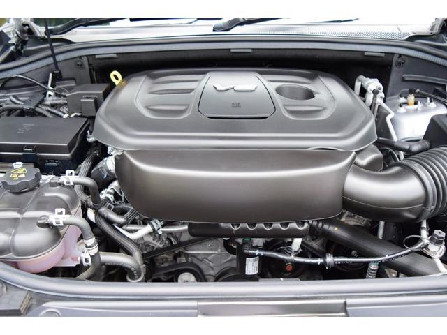 3.6リッターペンタスターエンジン。馬力もあります。