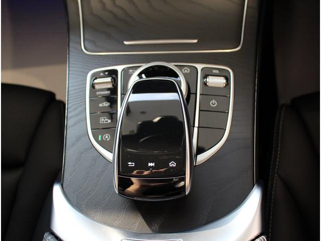 C220d ステーションワゴンローレウスエディション ダイヤモンンドホワイト AMGスポーツプラスパッケージ 認定中古車保証付き(18枚目)