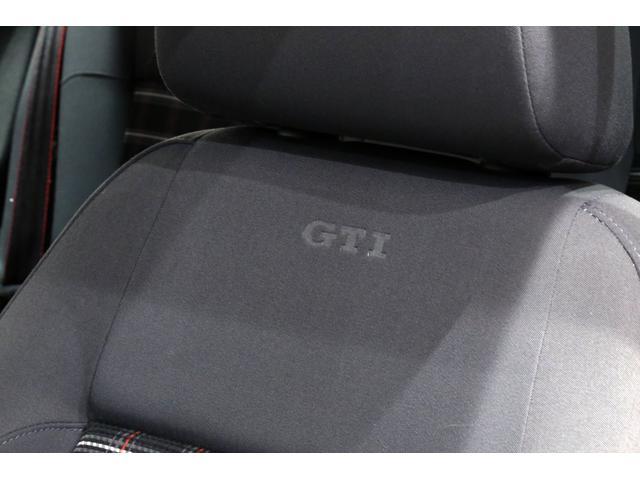 GTI 1オ-ナ- 3ドア ナビTV 16AW 赤キャリパ-(12枚目)