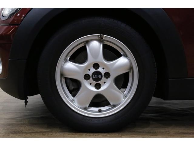 クーパー コンバーチブル 1オ-ナ- 6MT タイヤ新品(5枚目)