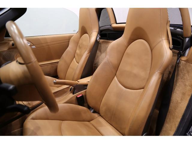 ボクスター スポ-ツPKG 6MT スポクロ D整備済 革席(4枚目)