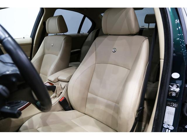 正規ディーラー車 2008年モデル BMW ALPINA B3リムジン 左ハンドル アルピナグリーンメタリック/ベージュレザー