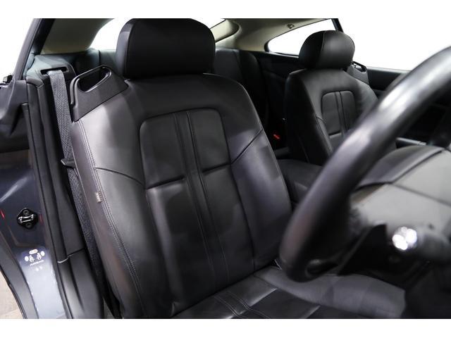 正規ディーラー車 2007年モデル JAGUAR XKクーペ 右ハンドル スレート/ブラックレザー