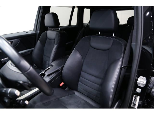 正規ディーラー車 M-Benz GLK350ブルーエフィシェンシー AMGスポーツパッケージ 左ハンドル オブシディアンブラック/ブラックハーフレザー