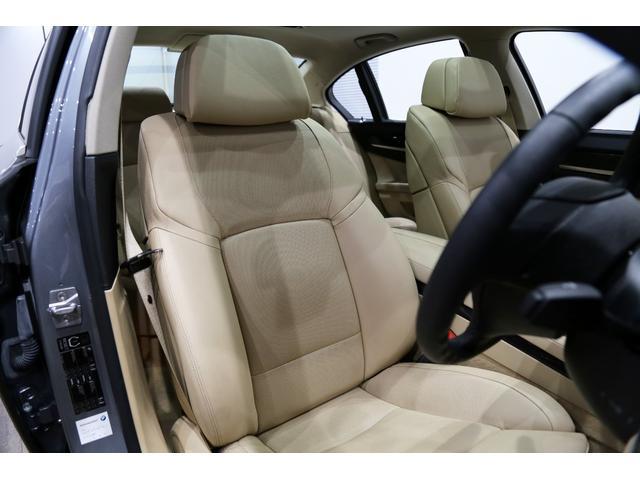 正規ディーラー車 BMW 750i 右ハンドル スペースグレーメタリック/ベージュレザー