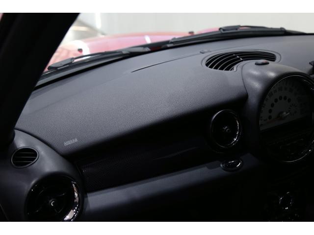 クーパーS 1オーナー 後期型 コントラストルーフ・ドアミラー ナビ地デジ R56 オートライト ドアバイザー マッドガード アイドリングストップ スポーツモード キセノン(13枚目)