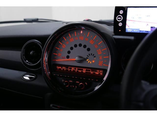 クーパーS 1オーナー 後期型 コントラストルーフ・ドアミラー ナビ地デジ R56 オートライト ドアバイザー マッドガード アイドリングストップ スポーツモード キセノン(55枚目)