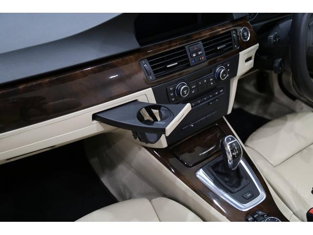 335iカブリオレ Mスポーツパッケージ 後期型 右ハンドル NEWシフト・idrive コンフォートアクセス イカリングLED シートヒーター 地デジ バックカメラ ウッドインテリアパネル 18インチアルミ ベージュレザー(20枚目)