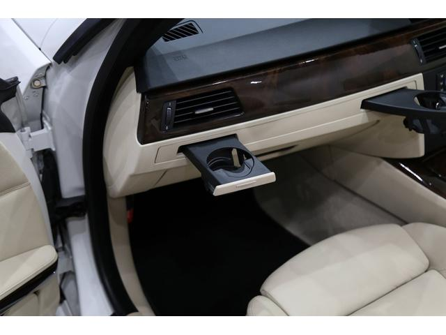 335iカブリオレ Mスポーツパッケージ 後期型 右ハンドル NEWシフト・idrive コンフォートアクセス イカリングLED シートヒーター 地デジ バックカメラ ウッドインテリアパネル 18インチアルミ ベージュレザー(21枚目)