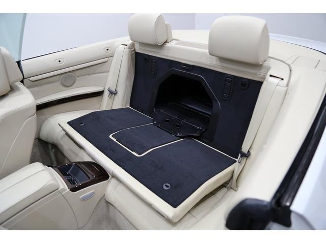 335iカブリオレ Mスポーツパッケージ 後期型 右ハンドル NEWシフト・idrive コンフォートアクセス イカリングLED シートヒーター 地デジ バックカメラ ウッドインテリアパネル 18インチアルミ ベージュレザー(29枚目)