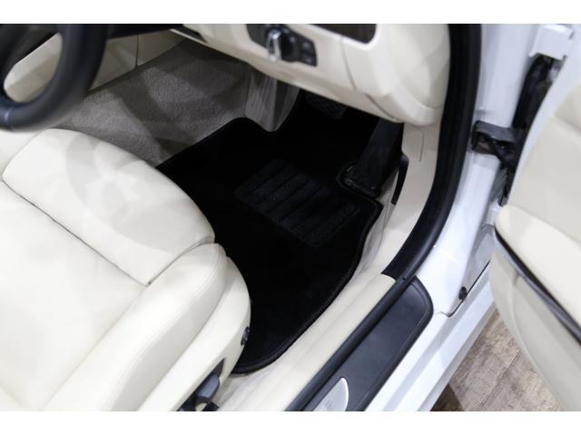 335iカブリオレ Mスポーツパッケージ 後期型 右ハンドル NEWシフト・idrive コンフォートアクセス イカリングLED シートヒーター 地デジ バックカメラ ウッドインテリアパネル 18インチアルミ ベージュレザー(46枚目)