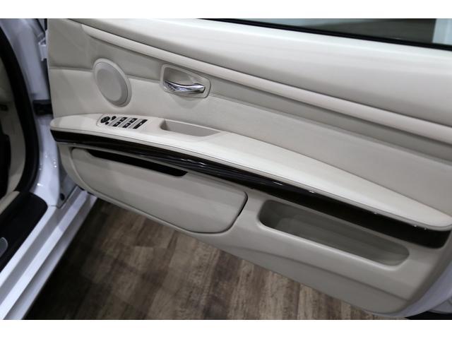 335iカブリオレ Mスポーツパッケージ 後期型 右ハンドル NEWシフト・idrive コンフォートアクセス イカリングLED シートヒーター 地デジ バックカメラ ウッドインテリアパネル 18インチアルミ ベージュレザー(51枚目)