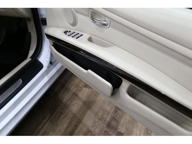 335iカブリオレ Mスポーツパッケージ 後期型 右ハンドル NEWシフト・idrive コンフォートアクセス イカリングLED シートヒーター 地デジ バックカメラ ウッドインテリアパネル 18インチアルミ ベージュレザー(52枚目)