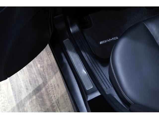 C55 AMG 後期型 右ハンドル 正規ディーラー整備記録11枚 オリジナル 18インチアルミ サンルーフ ブラックレザー シートヒーター ナビ パワーシート プライバシーガラス(26枚目)