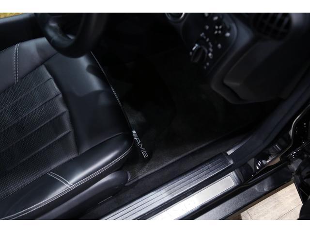 C55 AMG 後期型 右ハンドル 正規ディーラー整備記録11枚 オリジナル 18インチアルミ サンルーフ ブラックレザー シートヒーター ナビ パワーシート プライバシーガラス(41枚目)