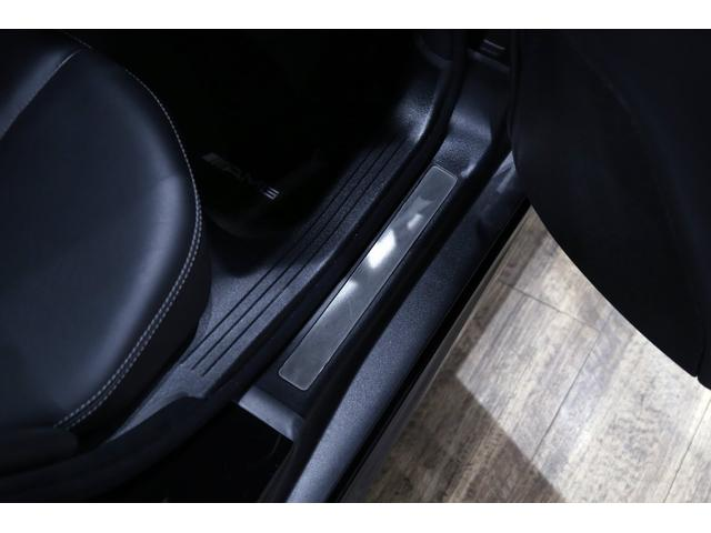 C55 AMG 後期型 右ハンドル 正規ディーラー整備記録11枚 オリジナル 18インチアルミ サンルーフ ブラックレザー シートヒーター ナビ パワーシート プライバシーガラス(49枚目)