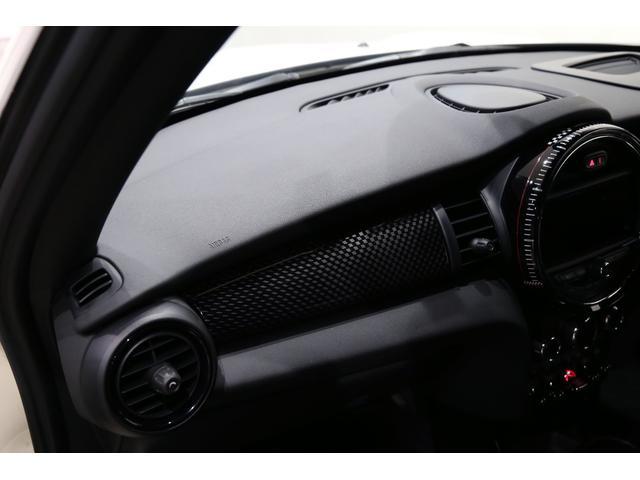 ジョンクーパーワークス 1オーナー 6MT マニュアル トラックスタイル TLC5年サービスパッケージ付 カメラ&パーキングアシストパッケージ アダプティブサスペンション シートヒーター プライバシーガラス(21枚目)