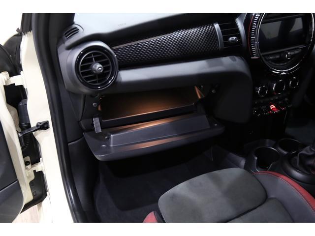 ジョンクーパーワークス 1オーナー 6MT マニュアル トラックスタイル TLC5年サービスパッケージ付 カメラ&パーキングアシストパッケージ アダプティブサスペンション シートヒーター プライバシーガラス(22枚目)