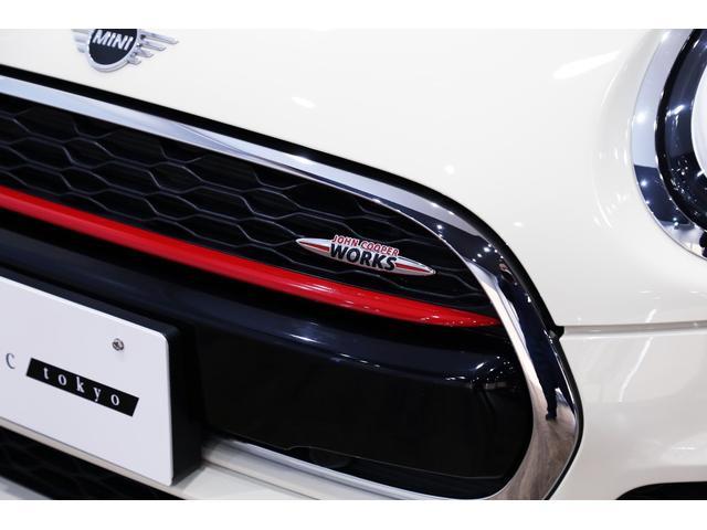 ジョンクーパーワークス 1オーナー 6MT マニュアル トラックスタイル TLC5年サービスパッケージ付 カメラ&パーキングアシストパッケージ アダプティブサスペンション シートヒーター プライバシーガラス(34枚目)