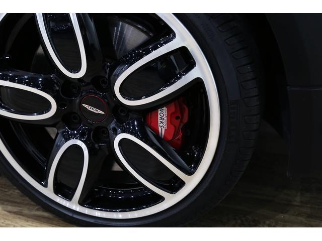 ジョンクーパーワークス 1オーナー 6MT マニュアル トラックスタイル TLC5年サービスパッケージ付 カメラ&パーキングアシストパッケージ アダプティブサスペンション シートヒーター プライバシーガラス(62枚目)